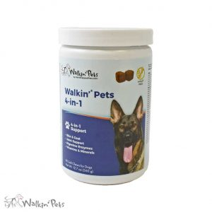 Walkin' Pets 4-in-1 Supplement