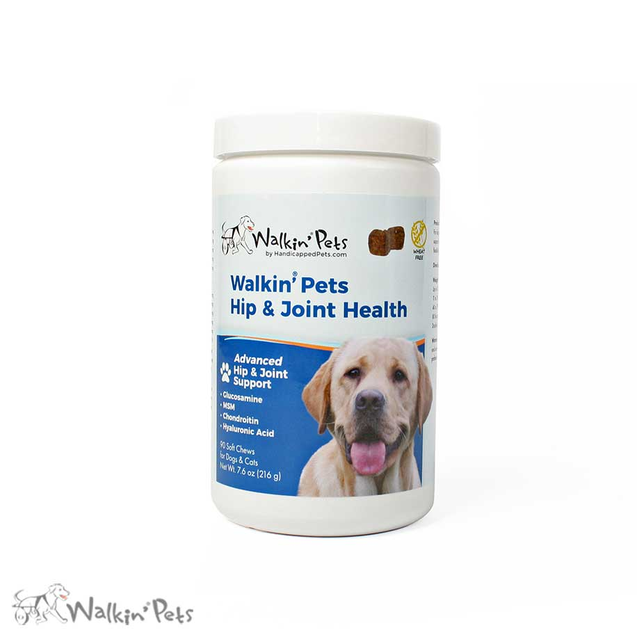 Walkin' Pets Hip & Joint Health Supplement ...