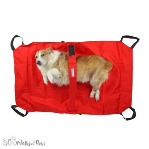 Walkin' Pet Transport Stretcher
