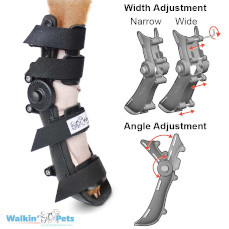 Walkin' Adjustable Splint